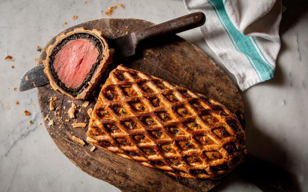 Beef Wellington, The Pie Room