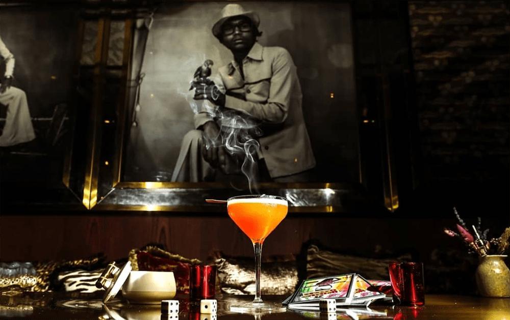 Bandra Bhai cocktail bar