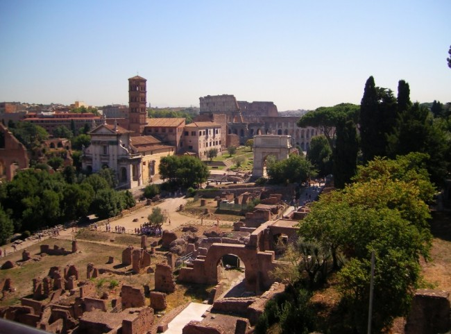 The Future Art Historian's Guide to Rome