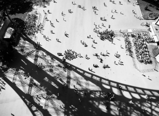 Photo Essay: The Shadow of the Eiffel Tower