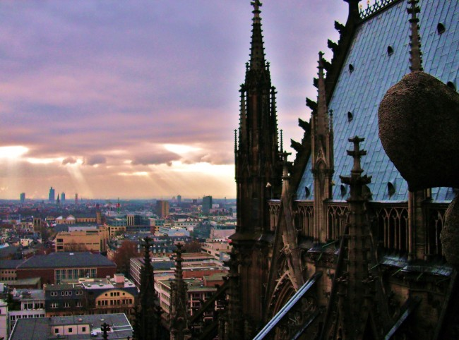 Photo Essay: The Cathedral of Cologne