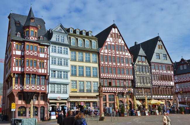 Photo Essay: Fascinating Frankfurt