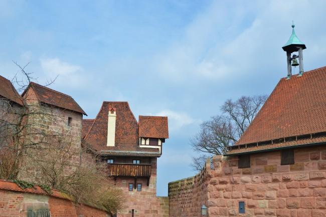 Photo Essay: Castle Views from Nuremberg