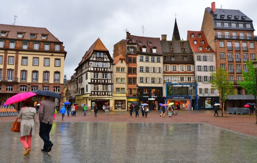 Place Kleber, Strasbourg, France