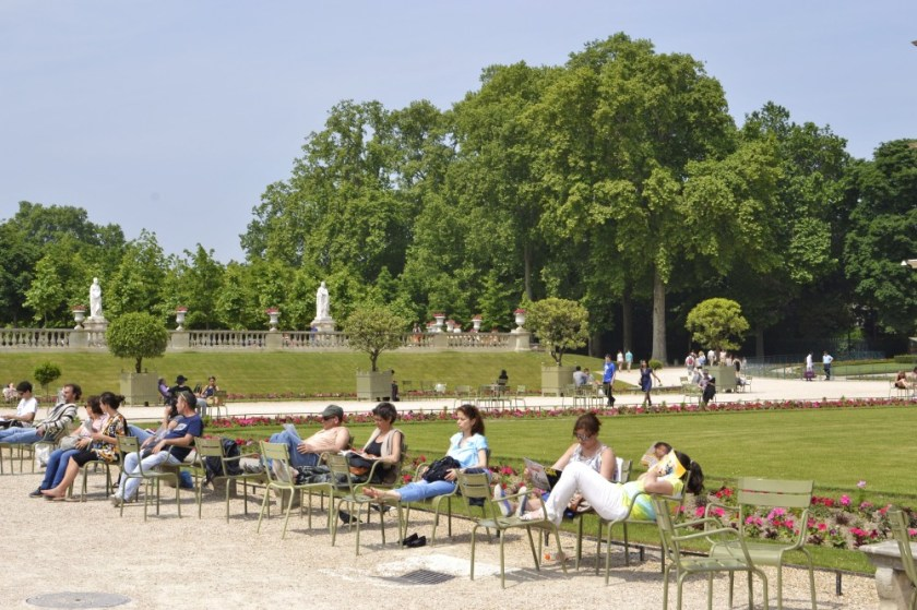 Jardin de Luxembourg, Paris, France