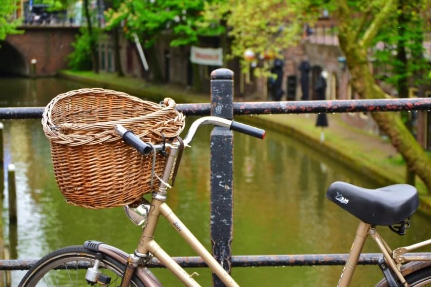A bike in Utrecht, The Netherlands