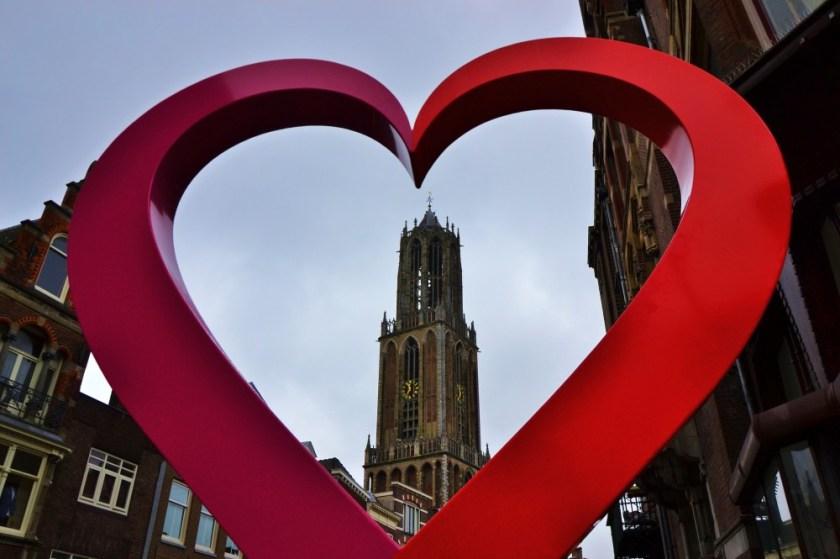 Utrecht's landmark, Holland