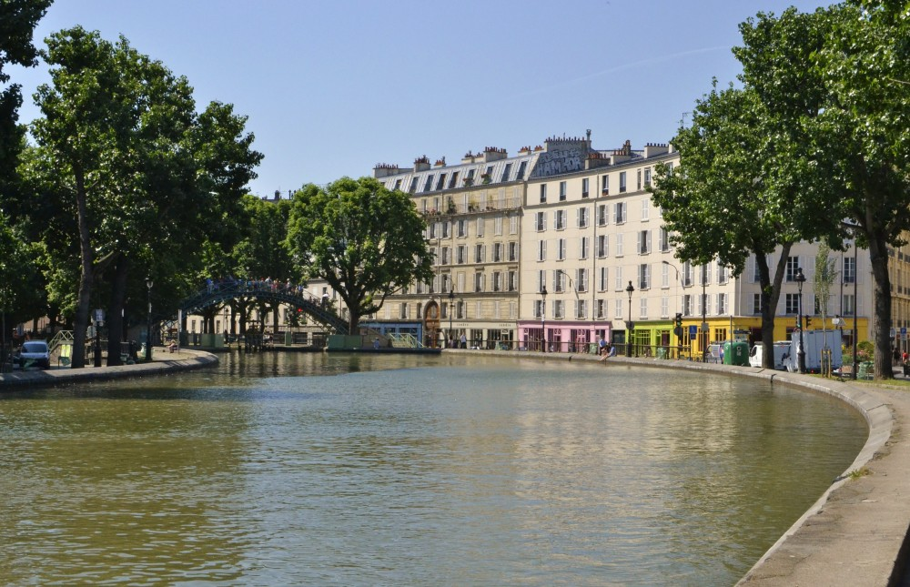 Photo Essay: Canal Saint-Martin – The Different Paris