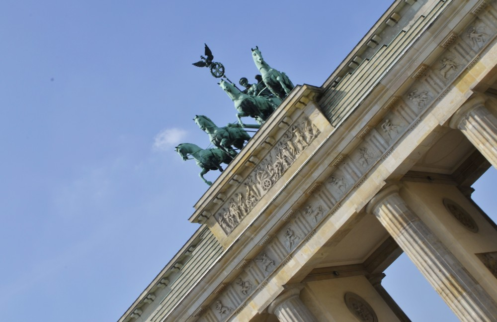 A Walk Around Berlin's Famous Sights