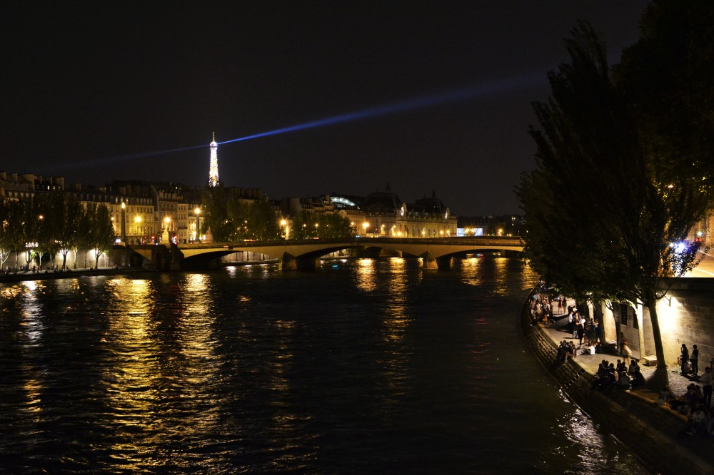 Photo Essay: Midnight in Paris