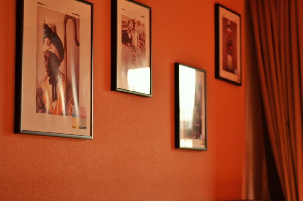 Photos in the 25h Hotel The Goldman in Frankfurt