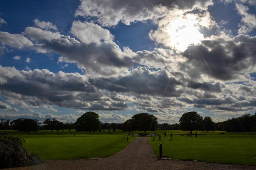 Malahide park, Ireland
