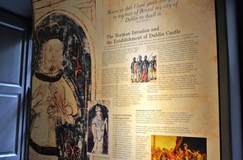 Dublin Castle exhibition, Ireland