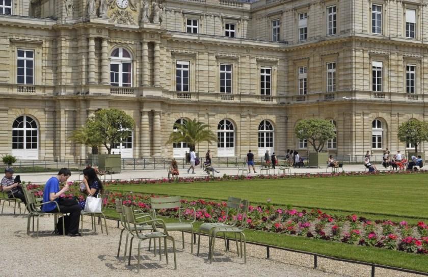 Maris de' Medici's Palace