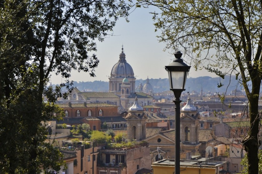 Views of Rome, Italy