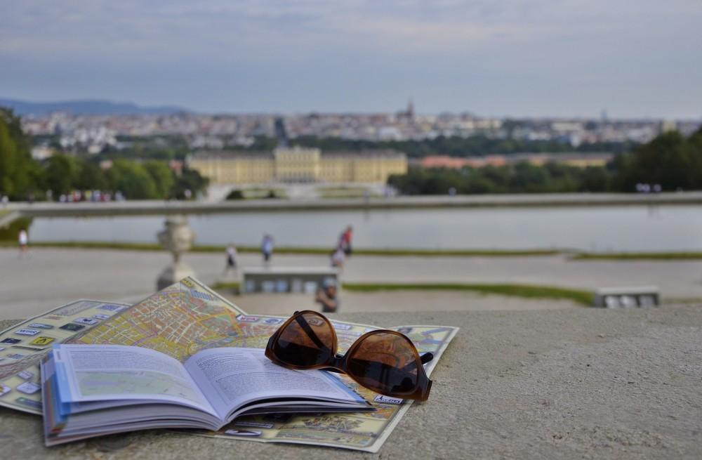 Solo travel in Vienna