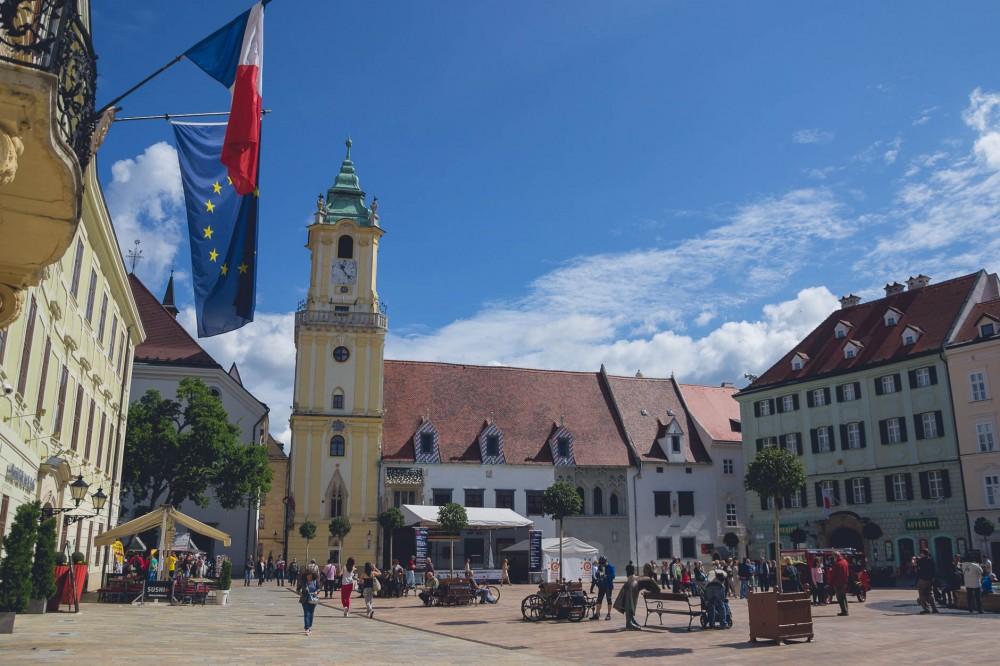 Photo Essay: Impressions from Bratislava