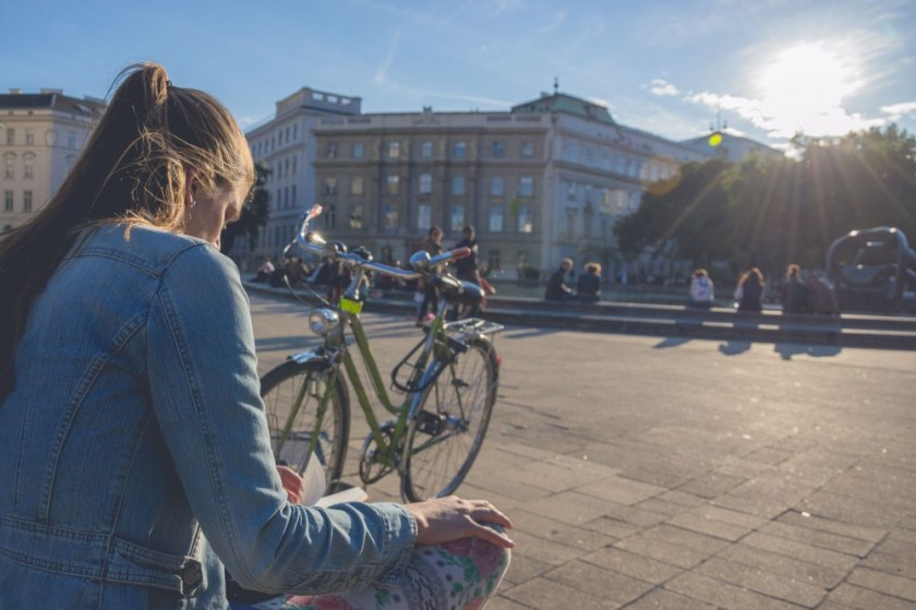 Karlsplatz, Vienna, Austria