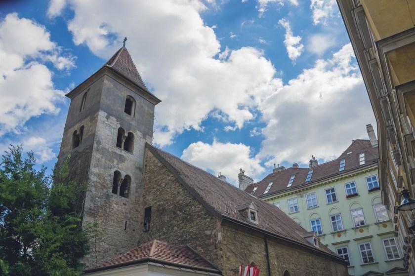 St. Rupert's Church, Vienna, Austria