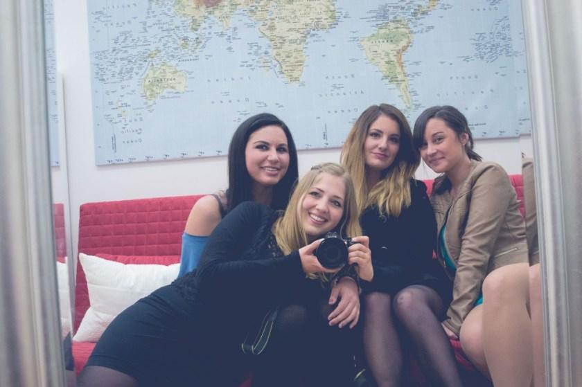 #GirlsGoneMAD in Madrid, Spain