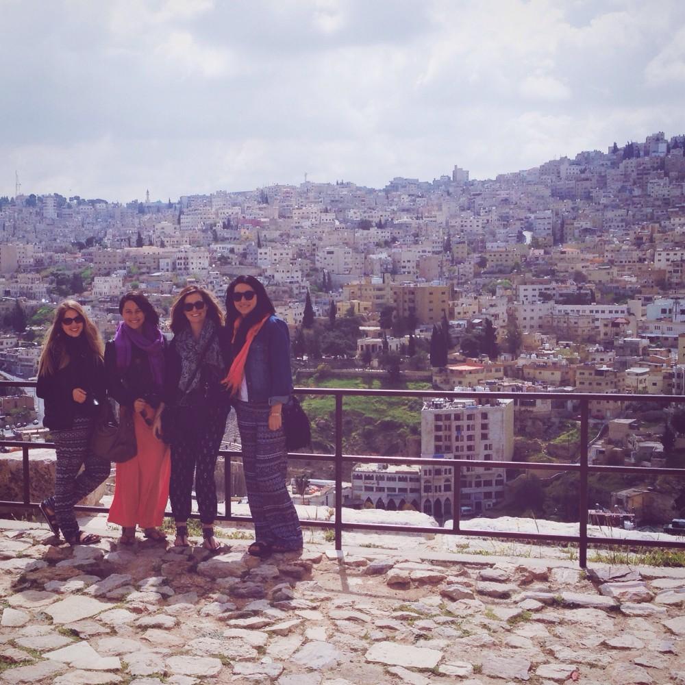 #GirlsGoneJordan in Amman, Jordan