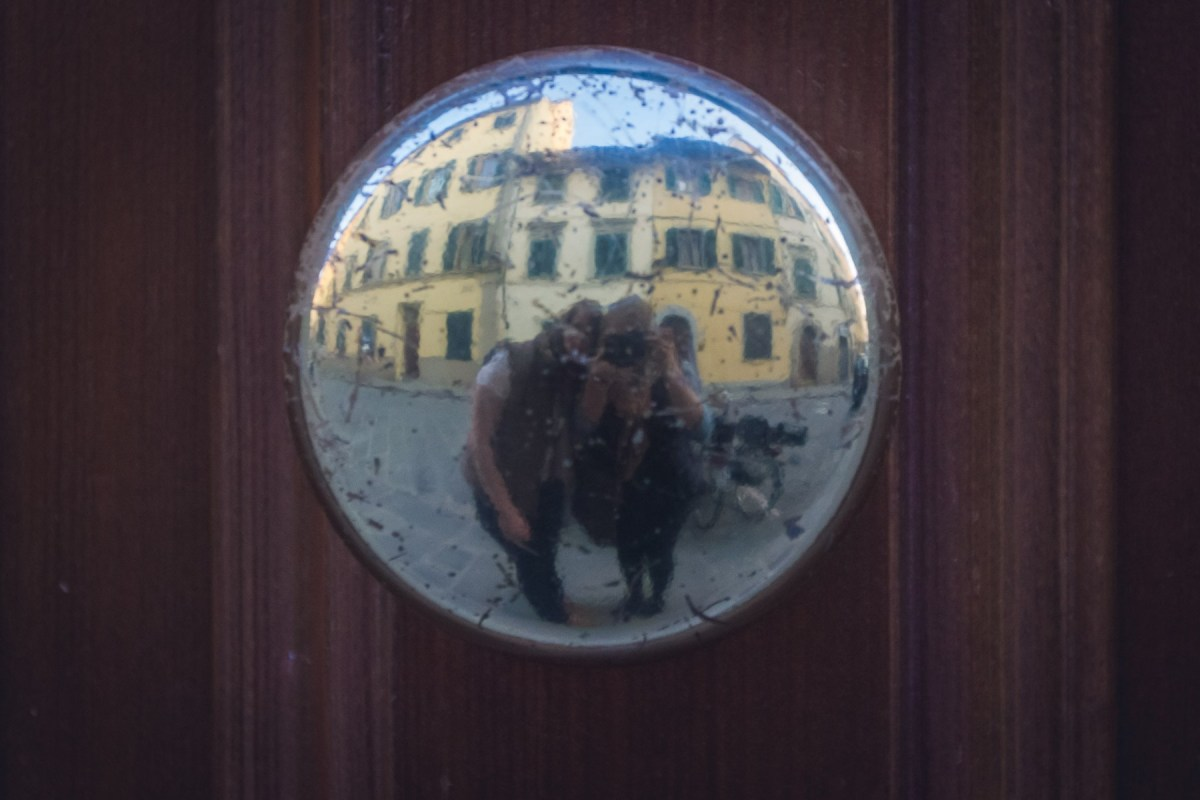 In Florence, Italy