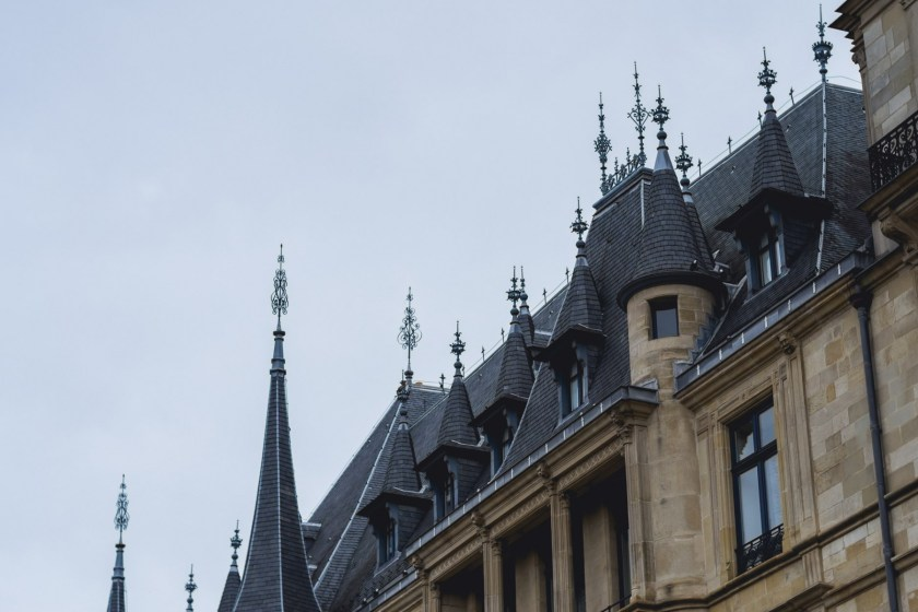 Ducal palace, Luxembourg City
