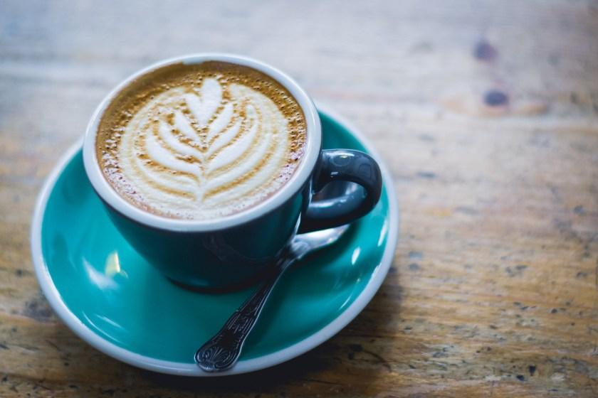Coffee in London, UK