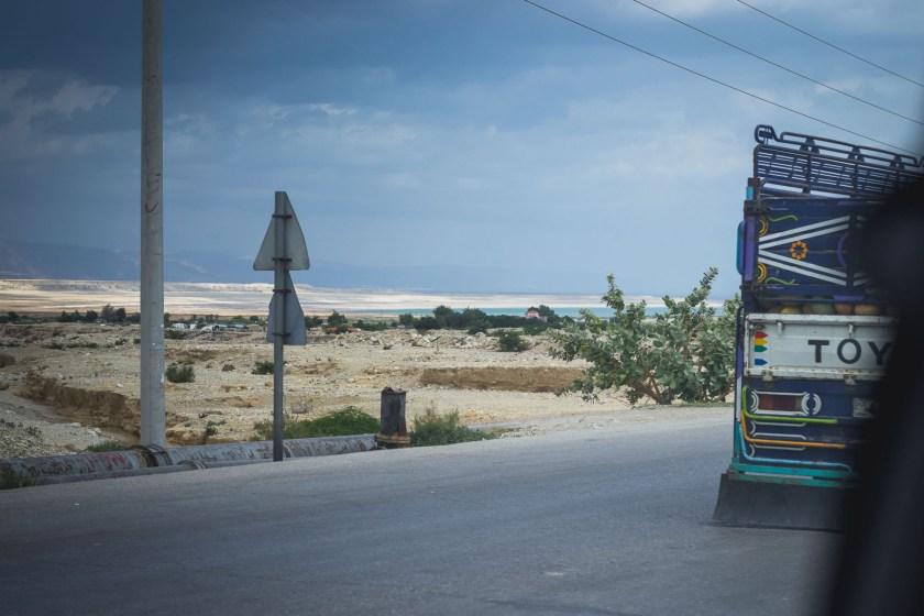 Road tripping in Jordan