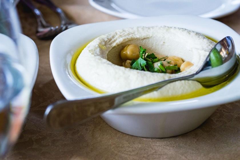 Hummus in Jordan