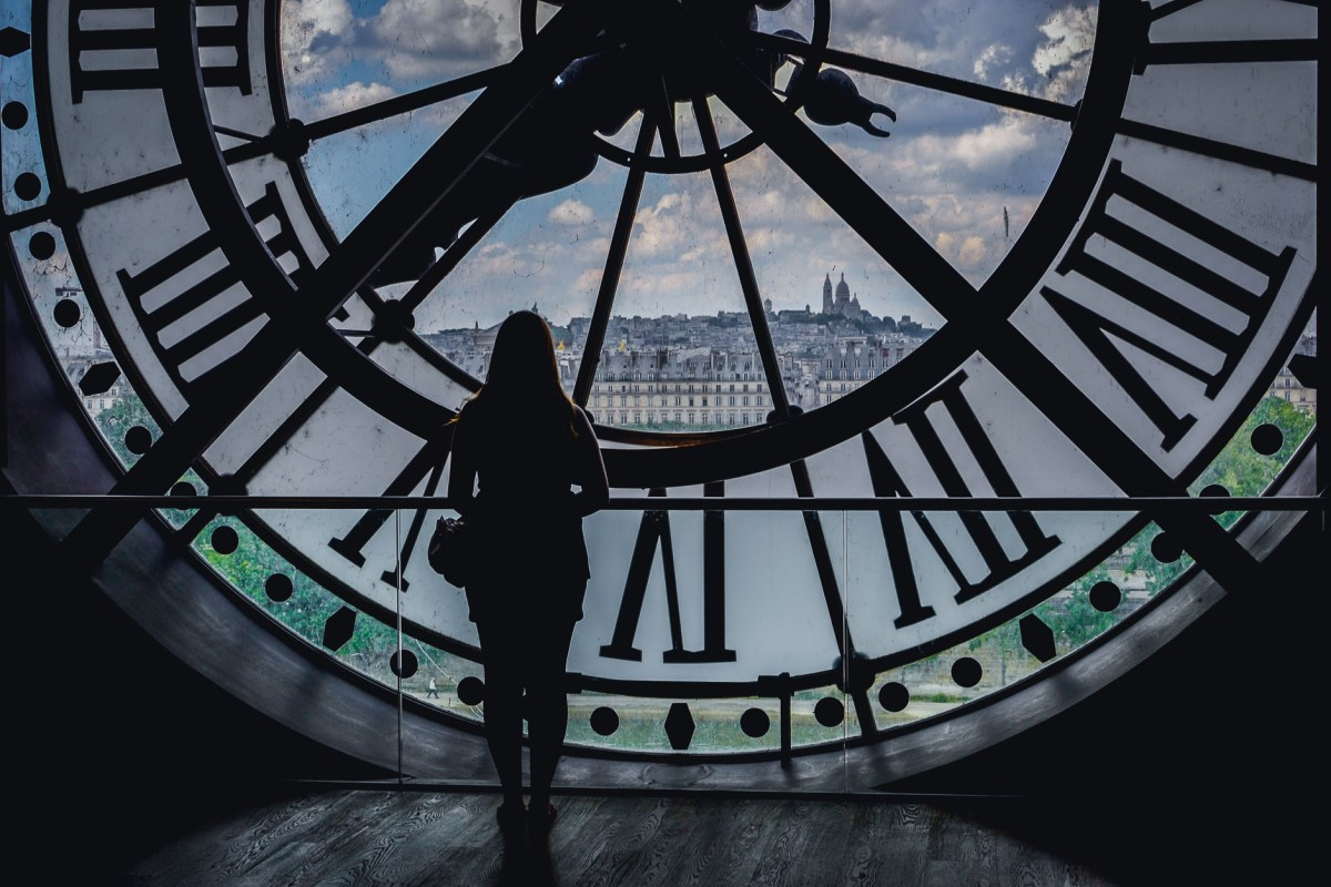 Five Times in Paris