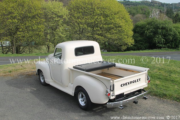 1947 53 Chevy Gmc Truck Hard Tonneau Cover Truck Bed