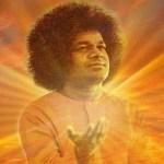 Sai Baba y ángeles