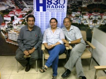 Entrevista radial - Programa motivate - 16Mar2013 - Fernando Naranjo, Peggy y Guillermo Muñoz - 3