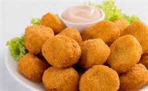 Nuggets Vegetarianos
