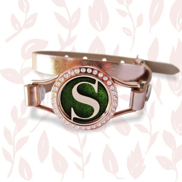 Rose Gold Wristband