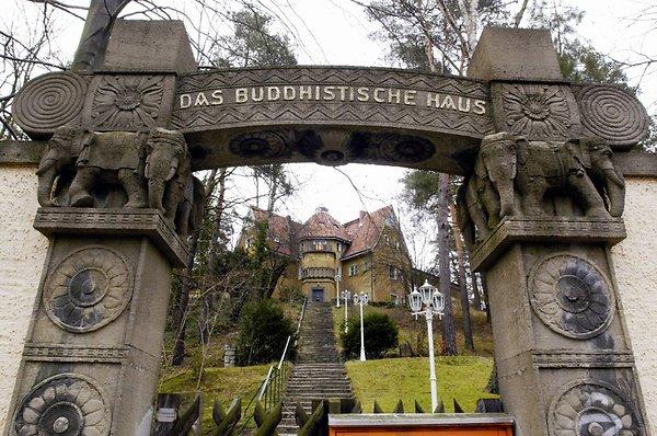 The Berlin Buddhist Vihara (Das Buddhistische Haus) Joins
