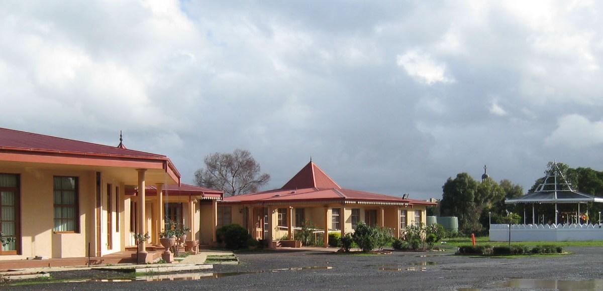Dhamma Sarana Temple