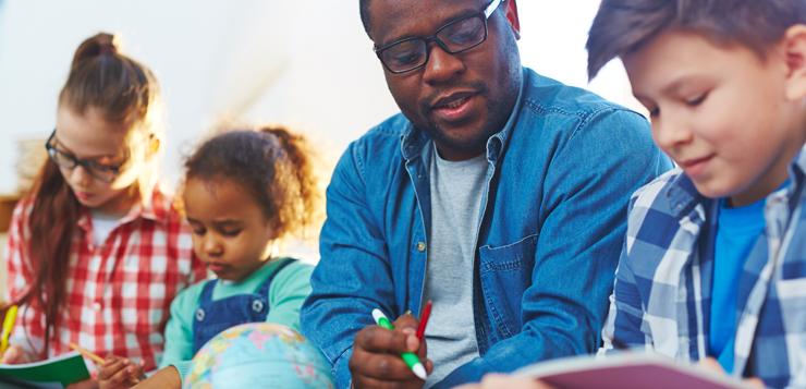 When Teachers Get Mindfulness Training, Students Win