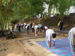 Inaugural Sati Pasela Mindfulness Camp @ Bomiriya, Kaduwela (4)