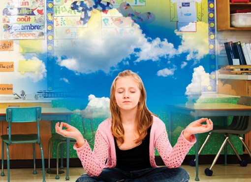 Kids learning Emotional Regulation at School