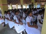 Sati Pasala Programme at WP GM Mahagama Sekera Maha Vidyalaya, Radawana