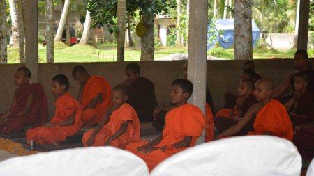 Sati Pirivena Program for Sri Weerasinharamaya Pirivena, Kirillavala, Kadawatha (14)