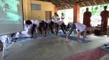 Sati Camp at Meethirigala Kanishta Vidyalaya-yoga session (11)