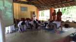 Sati Camp at Meethirigala Kanishta Vidyalaya-yoga session (19)