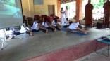 Sati Camp at Meethirigala Kanishta Vidyalaya-yoga session (9)