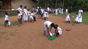 Sati Pasala Mindfulness Camp at Meethirigala Kanishta Vidyalaya-mindful games (28)
