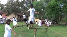 Sati Pasala Mindfulness Camp at Meethirigala Kanishta Vidyalaya-mindful games (4)