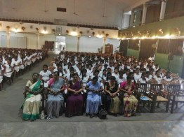 Devi Balika students introduced to Sati Pasala (3)