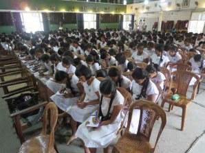 Devi Balika students introduced to Sati Pasala (35)
